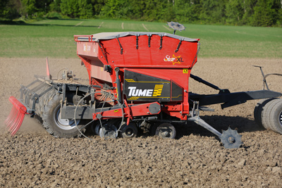 Tume JC Seed Drill